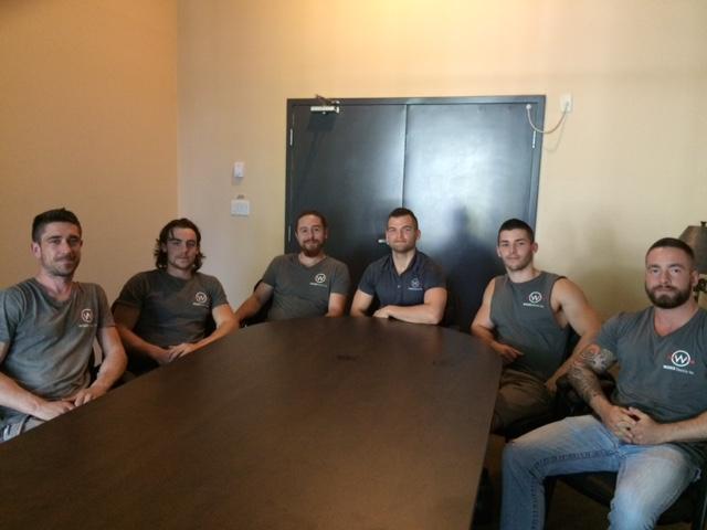 Crew Boardroom