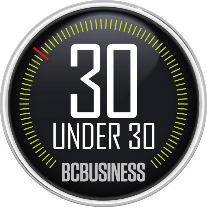 Adam Wicks awarded top 30 under 30!